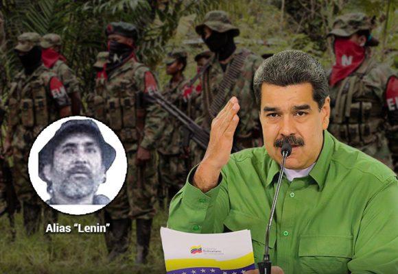 Comandante Lenin, el duro del ELN que opera en Venezuela