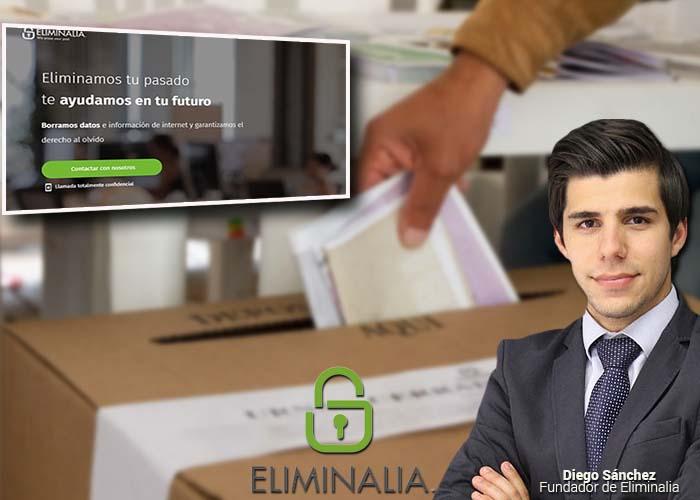 Eliminalia, la empresa que por 400 millones borra en la web su pasado