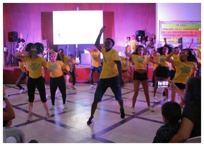 Escuelas de artes para jóvenes de Medellín