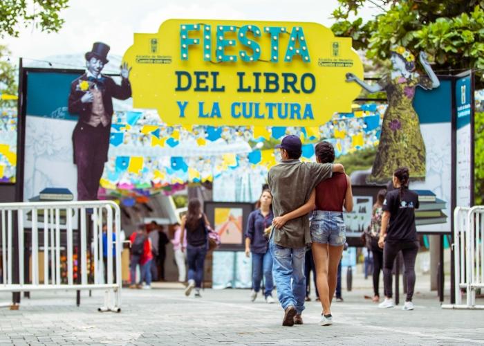 Durante diez días, importantes escritores visitarán Medellín