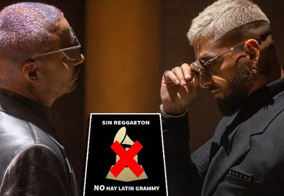 El fo del Grammy a los reguetoneros que encendió la polémica