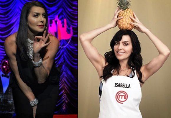 Nunca hizo falta Isabella Santodomingo, la más odiosa de la televisión colombiana