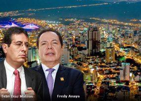 Los mil millones que le habría costado el aval conservador a Anaya en Santander