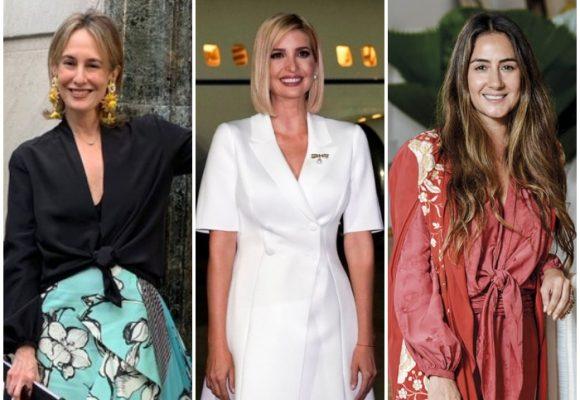 Las diseñadoras colombianas que vistieron a la hija de Trump
