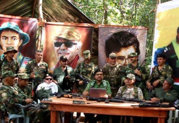 Los 10 comandantes de las Farc expulsados de la JEP
