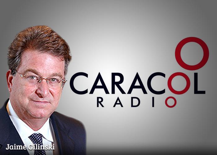 Gilinski quiere comprar a Caracol Radio