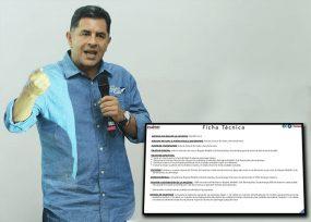 Pica en punta Jorge Iván Ospina en la contienda por la Alcaldía de Cali