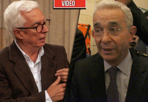 La regañada del Senador Robledo a Alvaro Uribe