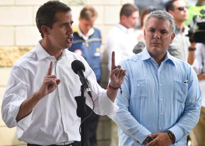 Duque debe responder por la entrada de Guaidó a Colombia con ayuda de Los Rastrojos