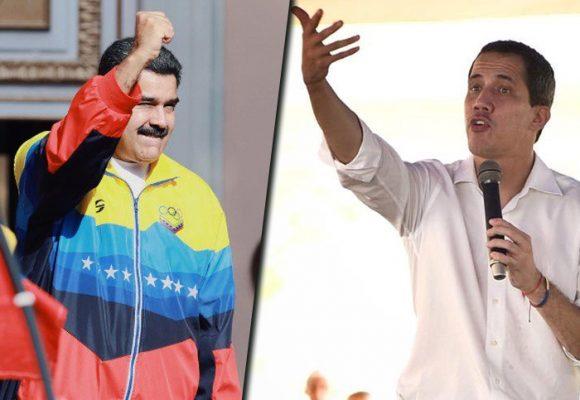 Guaidó dice que diálogo con el Gobierno de Maduro acabó