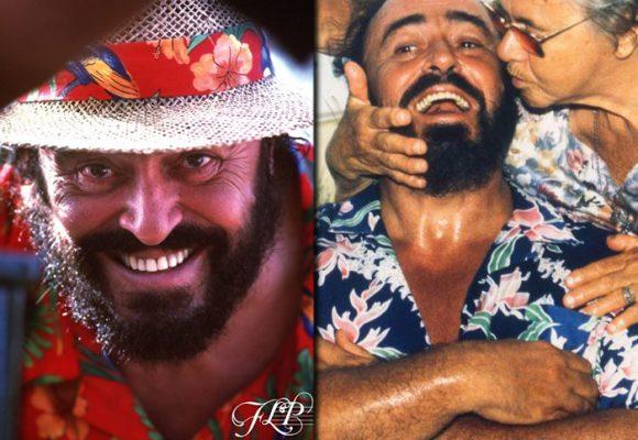 Las manías de Luciano Pavarotti