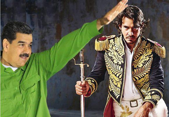 Bolívar, la serie colombiana que enloqueció a Maduro
