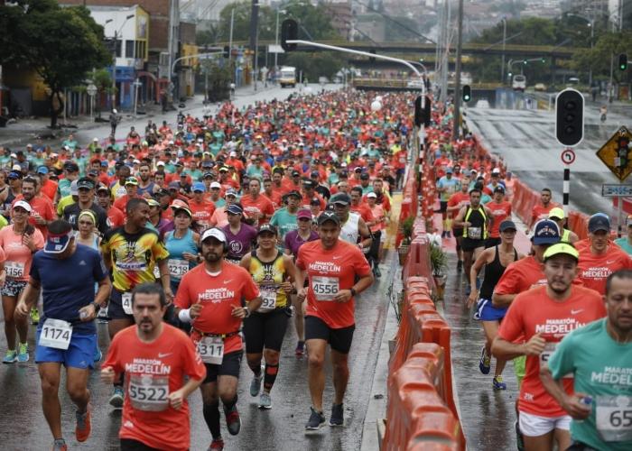 La maratón más antigua del país cumple 25 años
