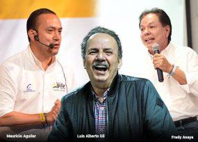 Desde La Picota, 'el Tuerto' Gil define sus candidatos en Santander