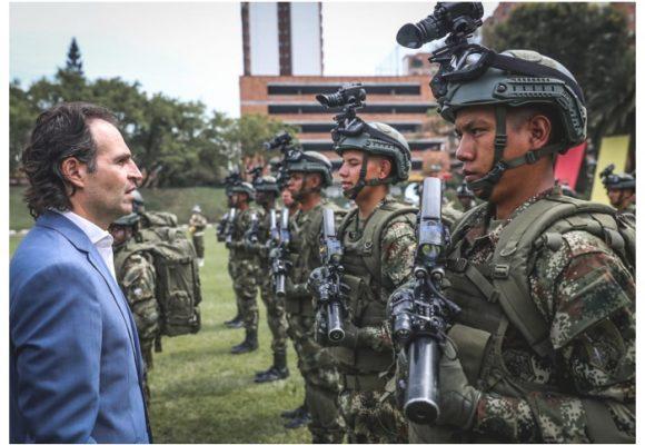 Medellín tiene tecnología de punta para luchar contra el crimen