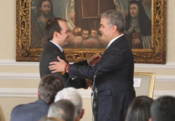 La mano de la Sergio Arboleda en el nuevo Ministerio del Deporte