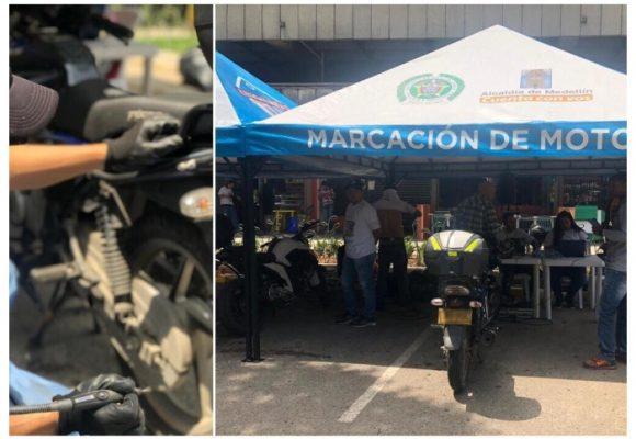 Medellín y su lucha por reducir el hurto de motos