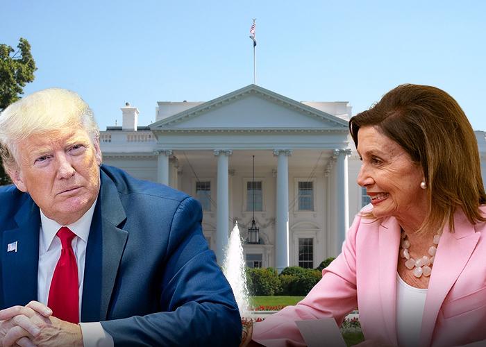 Se abre camino hacia la destitución de Trump