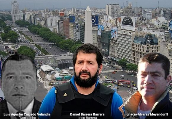 ¿Cómo se convirtió Argentina en el escondite de narcos colombianos?