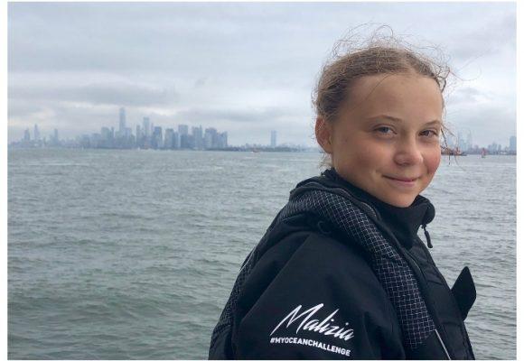 Las fake news con las que pretenden atacar a Greta Thunberg