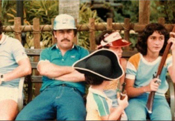 El día que Pablo Escobar tuvo un ataque de pánico en Disneylandia