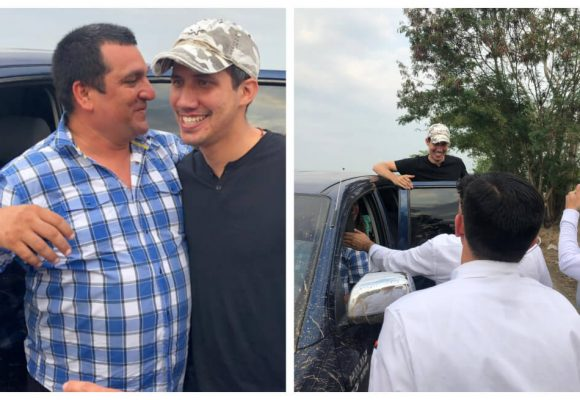 El video que comprobaría que a Guaidó los Rastrojos lo ayudaron a cruzar la frontera