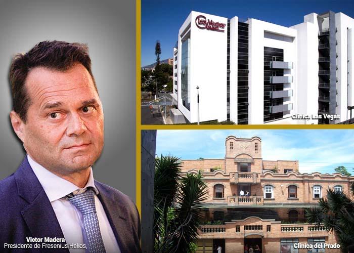Tres grandes clínicas de Medellín pasan a manos alemanas