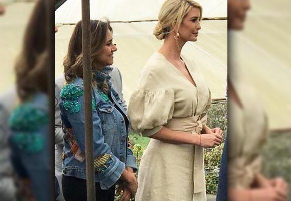 El nuevo descache del modisto de la primera dama