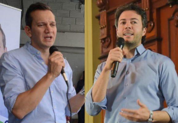 Duelo de expresidentes por la Alcaldía de MedellÍn