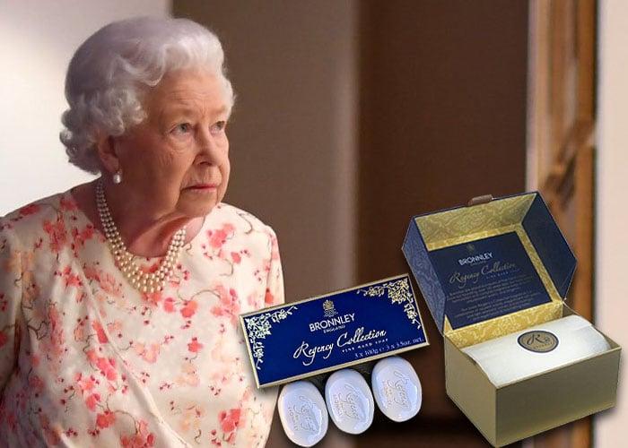 La Reina Isabel II tiene en su tocador un jabón made in Colombia