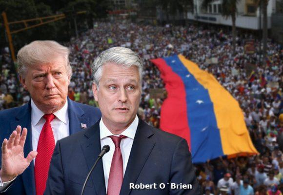 El negociador de rehenes que orientará a Trump sobre Venezuela