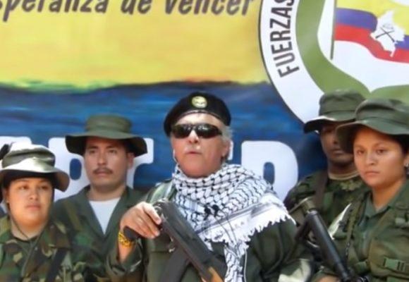 Sin Márquez, Jesús Santrich habla de la nueva guerrilla