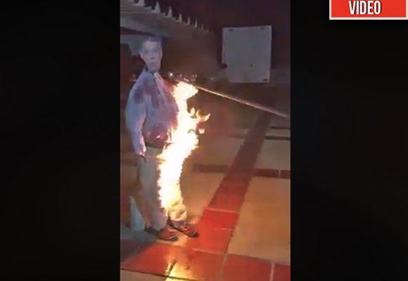 La secta uribista que quiere quemar a Juan Manuel Santos