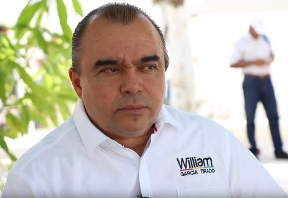 La maquinaria que respalda a William García en Cartagena