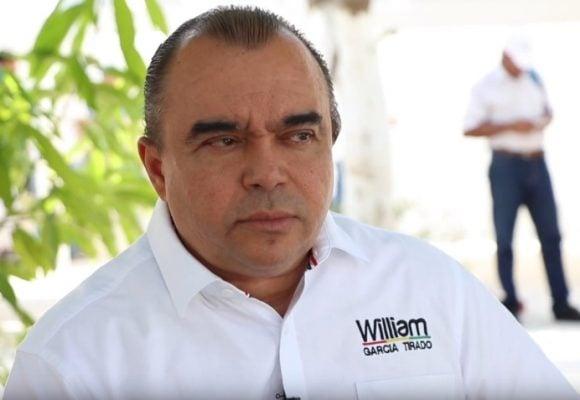La maquinaria que respalda a William García en Cartagena