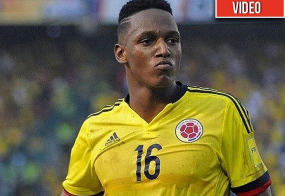 Hincha de la Selección agrede a Yerry Mina