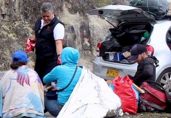 Alba Cecilia Pereira y su tenaz labor con los migrantes venezolanos
