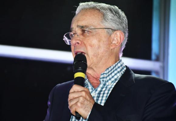 Expresidente Uribe, ¡que venga el 2022!