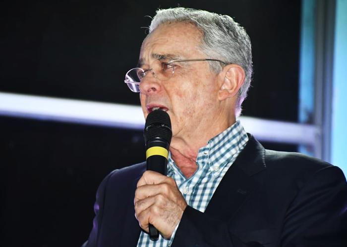 Uribe ya ganó