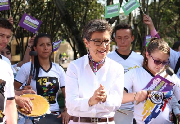 El Polo no está dividido y respalda la candidatura de Claudia López a la alcaldía