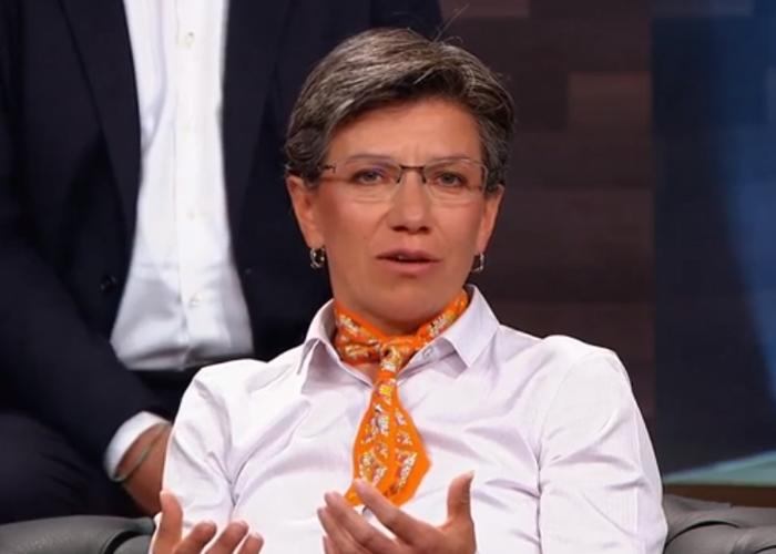 Que Claudia López no sepa la tarifa de TransMilenio es una pésima señal