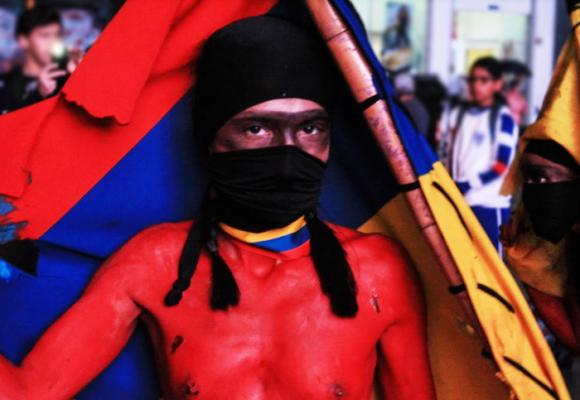 Aquí no hay gente de bien… hay colombianos