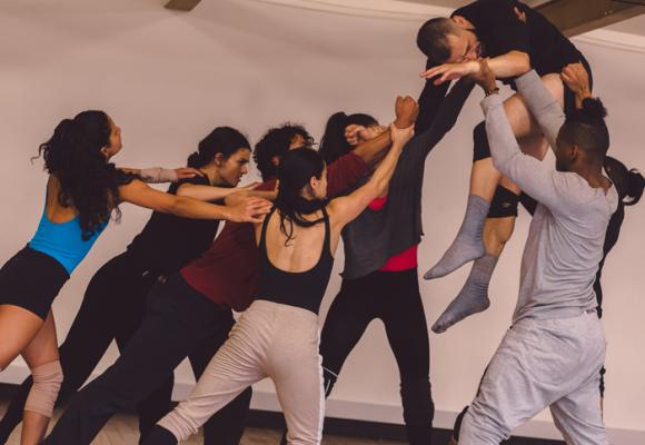 El mestizaje y el conflicto armado desde la danza