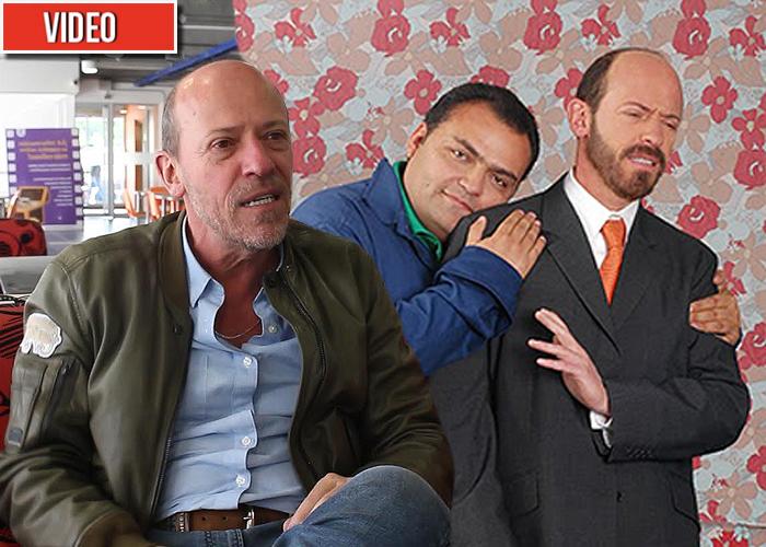 Diego Trujillo, el improbable galán que la televisión colombiana extraña