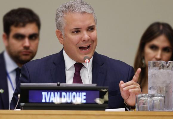 La vergüenza que nos hizo pasar Duque en la ONU