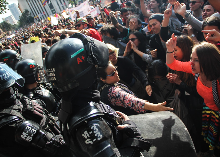 Estudiantes versus Estado: la eterna pelea