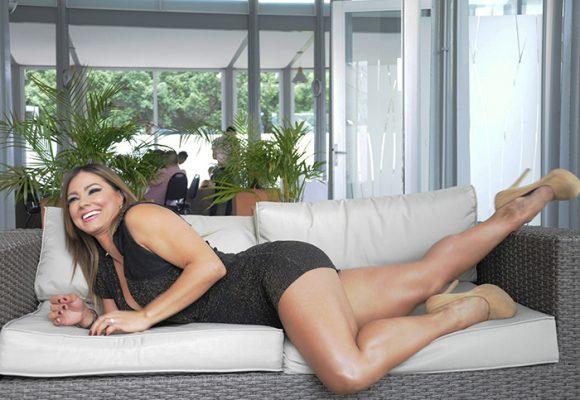 El esperado regreso de Esperanza Gómez al porno