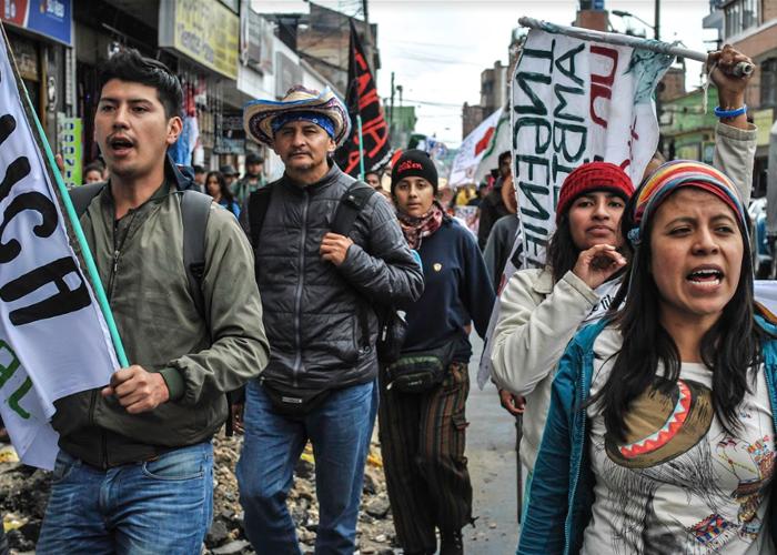 Autoconvocatoria ciudadana, factor clave en la protesta del 21 de noviembre