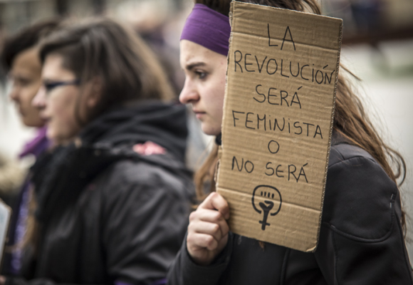 Feministas: ni vándalas ni locas