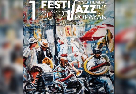 El jazz encantó al público de Popayán